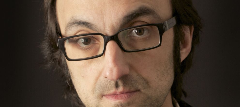 Foto: El escritor agustín fernández mallo.