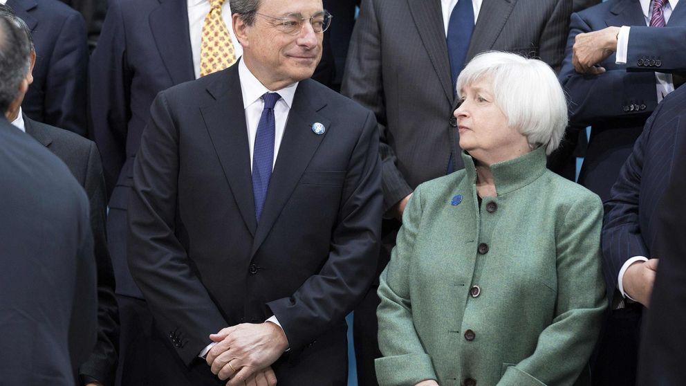El plan de los bancos centrales peligra: la bolsa pierde 12 billones de euros desde junio