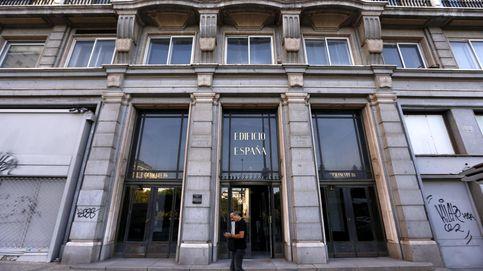 Wanda tiene un problema: cómo vender el Edificio España