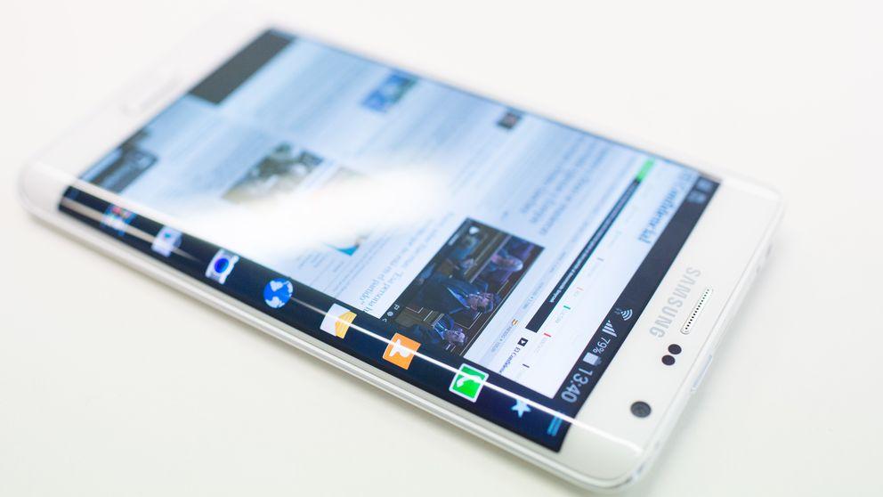 Samsung innova con un 'phablet' poco práctico y demasiado caro