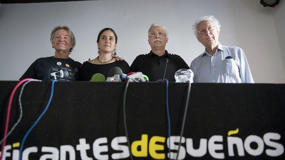 Foto: Convocatoria de Madrileñ@s por el Derecho a Decidir. (EFE)