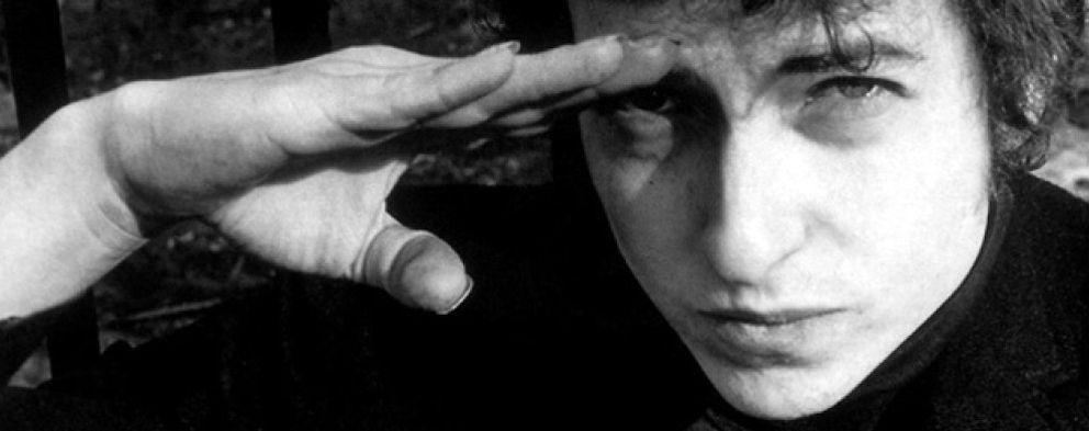 Foto: Bob Dylan, joven a los 70