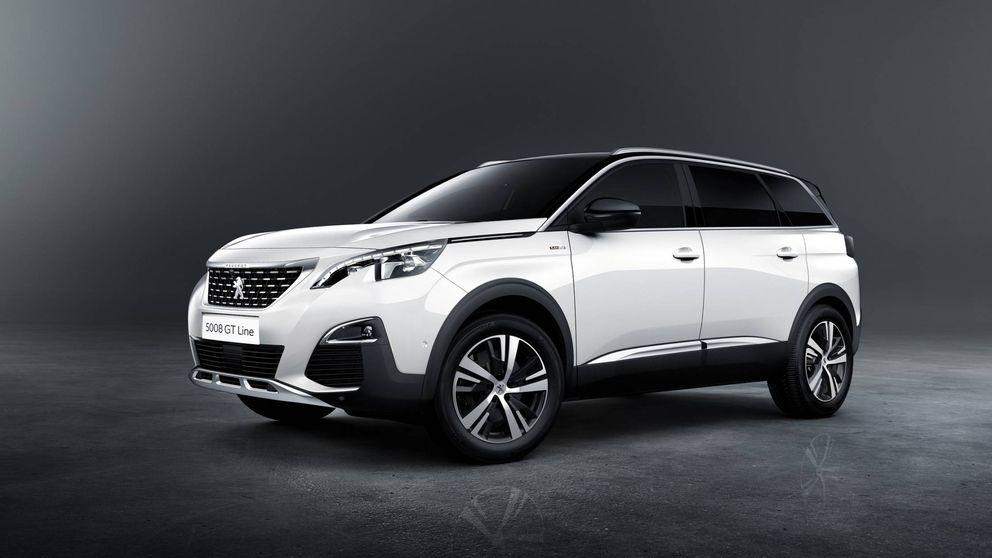 Nuevo Peugeot 5008, de monovolumen a todocamino de 7 plazas