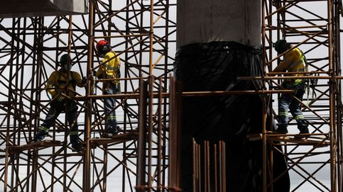 La actividad de construcción en la zona euro rebotó un 12,5% en el trimestre
