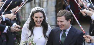 Post de Todas las fotos de la última boda en la familia Koplowitz: lujo y discreción en Baqueira