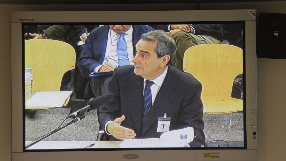 Foto: El expresidente de Caja Madrid Jaime Terceiro. (Efe)