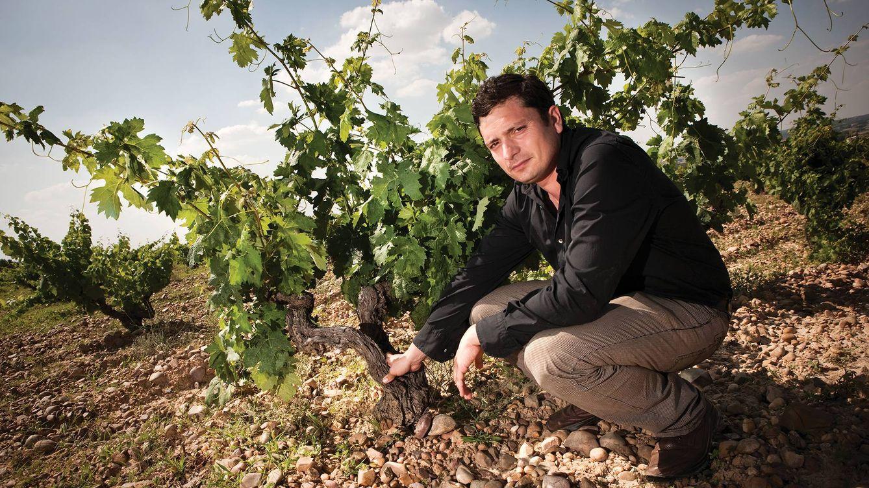 Ricardo Peñalva, a la cabeza del vino ecológico y biodinámico