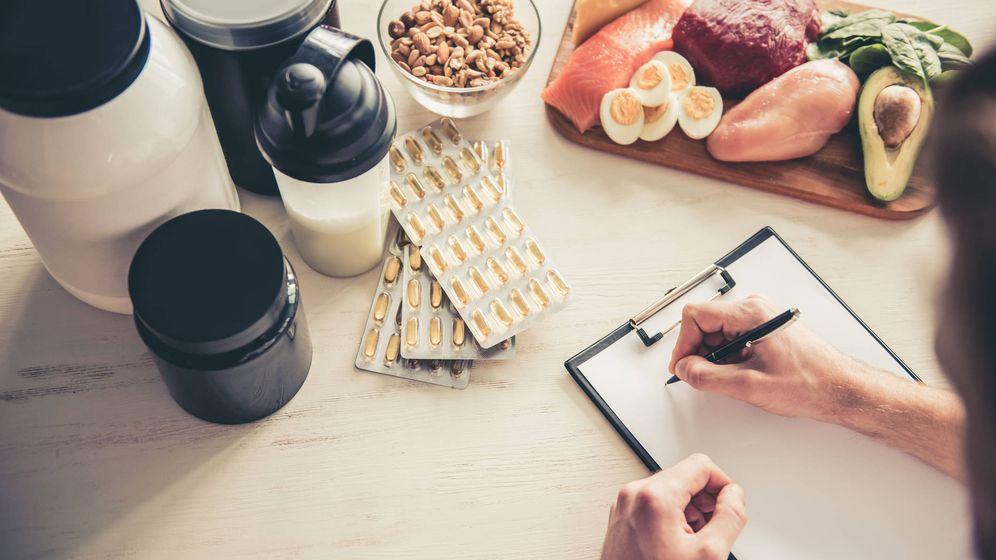 Foto: Suplementos y alimentos óptimos (iStock)