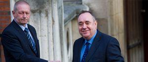 Foto: El sueño de la independencia escocesa se hace pedazos: jóvenes y jubilados lo rechazan