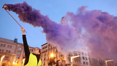 La Fiscalía pide mantener la prohibición de manifestarse en el 8M por el riesgo sanitario