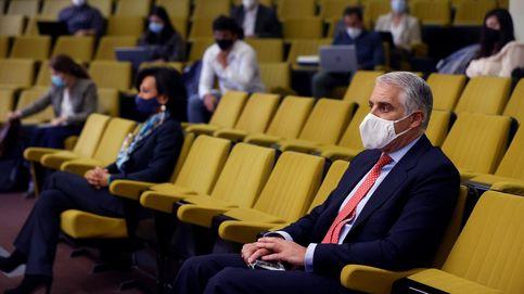 El juicio entre Santander y Andrea Orcel vuelve a suspenderse