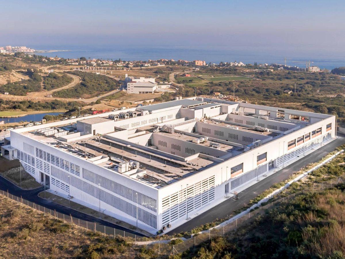 Foto: Imagen del Hospital de Estepona.