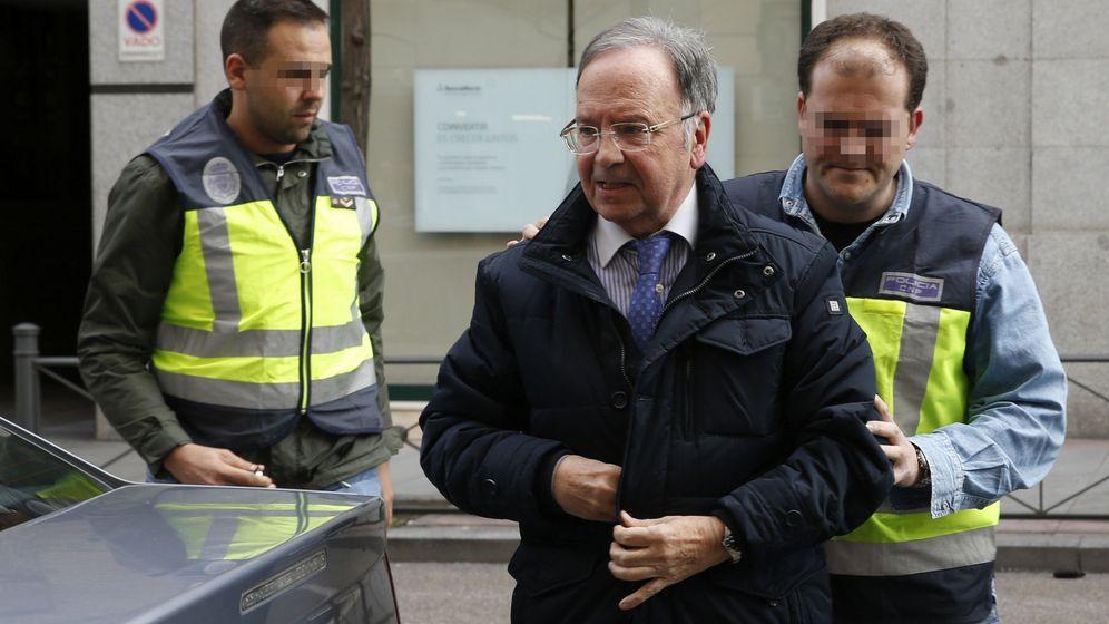 Foto: El presidente de Manos Limpias. (Efe)