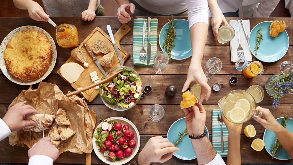 Cosas que hacer en tus cenas entre semana para adelgazar (o no engordar)