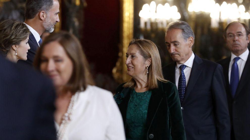 La recepción de los Reyes el 12-O, la de mayor afluencia de Felipe VI