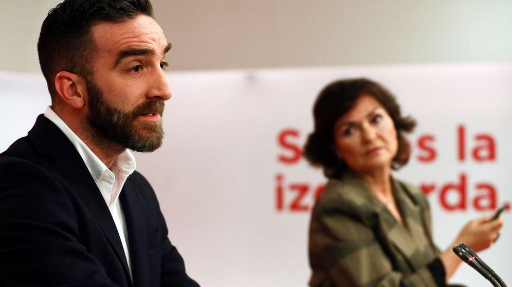 Foto: Francisco Polo, nuevo secretario de Estado de Agenda Digital, fue fundador de Actuable, una 'startup' que fue absorbida por Change.org. Foto: EFE/Mariscal.
