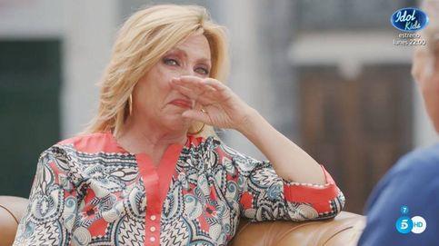 Lydia Lozano, rota de dolor en 'Mi casa es la tuya' al recordar el trágico accidente en el que vio morir a su novio