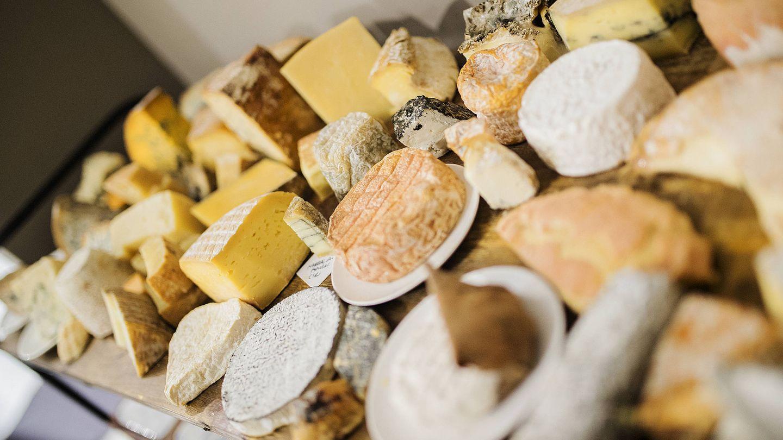 Carro de quesos de Magoga.