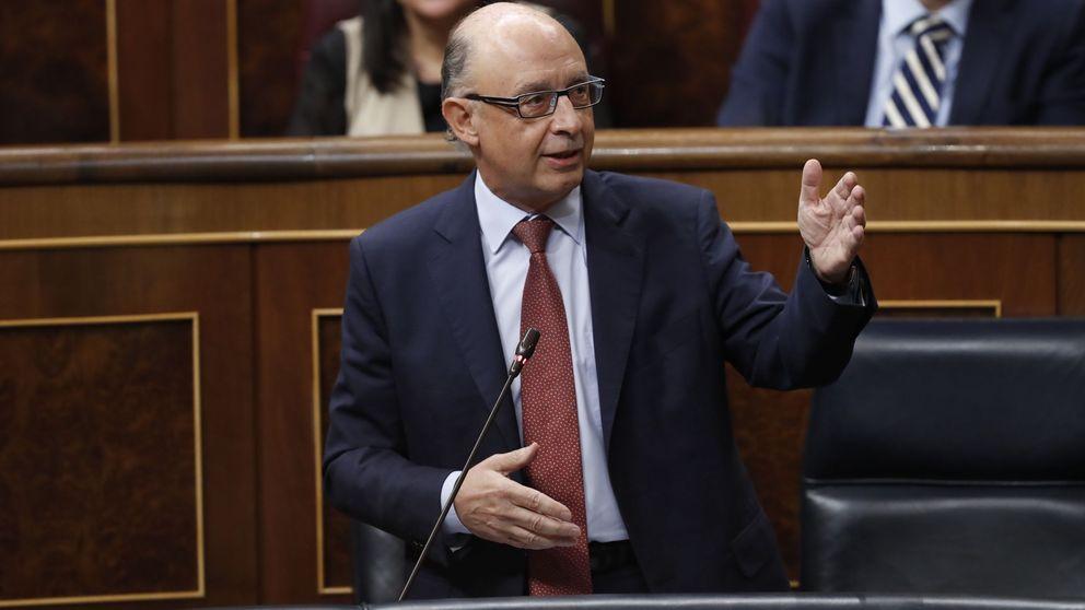 Hacienda abre una cuenta en el Banco de España para vigilar el dinero de Cataluña