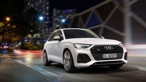 SQ2 y SQ5, nuevas variantes S para la gama todocamino de Audi