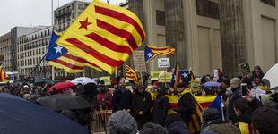 Post de Marcha en Berlín por Puigdemont:
