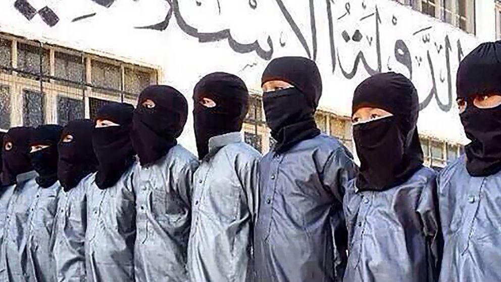 Los niños del Estado Islámico:  combatientes, verdugos y espías