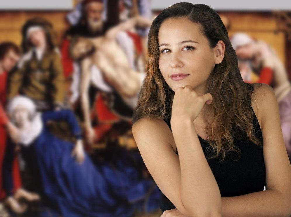 Foto: La actriz Irene Escolar