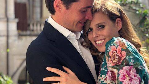 Beatriz de York se casa en secreto (y por sorpresa) con Edo Mapelli
