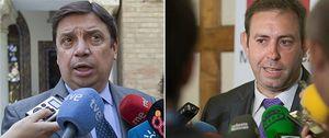 Foto: Planas y el alcalde de Jun necesitan fusionarse para poder con Díaz y la fuerza del 'aparato'