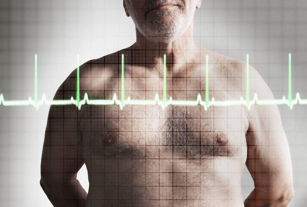 Foto: Las enfermedades del corazón, mortales sobre todo para ellos. (Mike Watson/moodboard/Corbis)