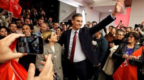 Directo | Con el 60% escrutado el PSOE ganaría con 124 escaños