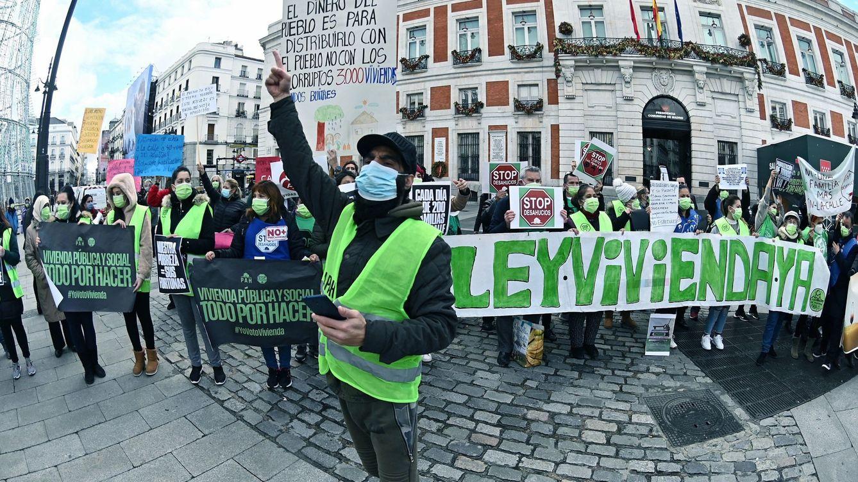 El mayor problema de España es la vivienda y el PSOE pasa de arreglarlo