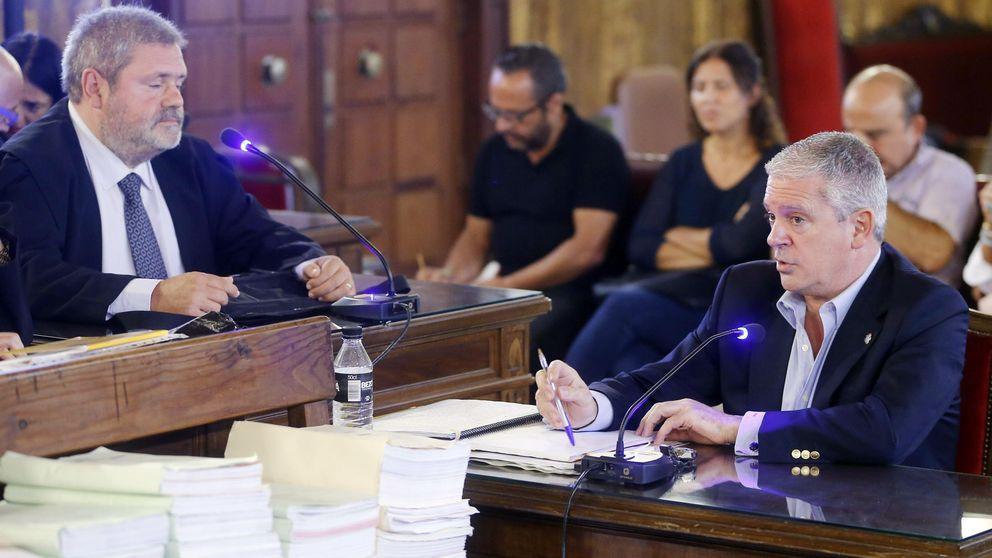 El 'número dos' de Gürtel no logra su objetivo: De Prada seguirá en el tribunal