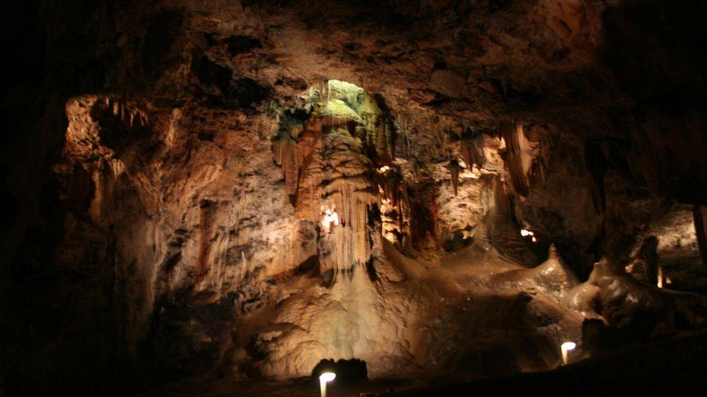 Foto: Cueva de Valporquero, León. (CC)