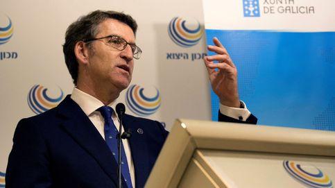 Feijóo se promociona ante el Partido Popular Europeo tras Rajoy, Cospedal y Santamaría
