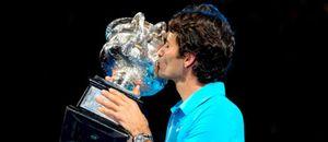 Foto: Federer vence a Murray y gana el Abierto de Australia