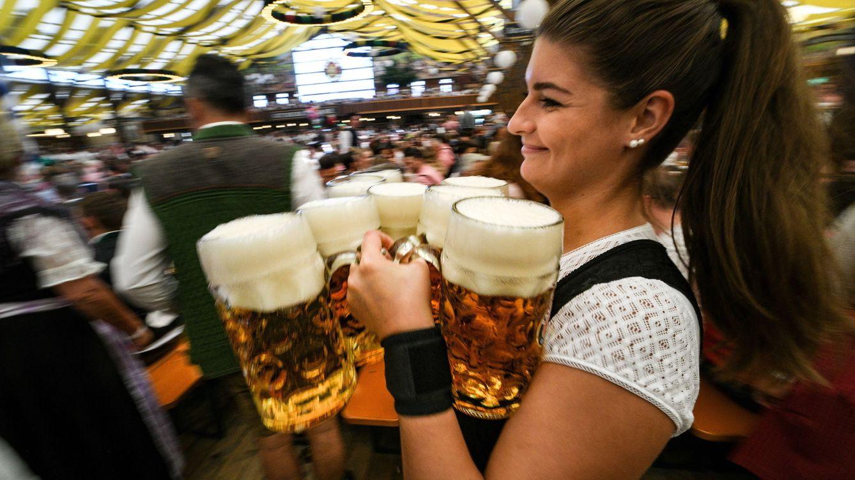 Foto: El famoso festival Oktoberfest de Múnich, cancelado en 2020 (EFE EPA/Philipp Guelland)
