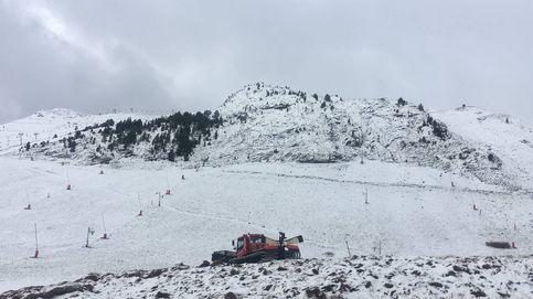 Llega a España el 'snowfarming', el invento para guardar nieve en una estación de esquí