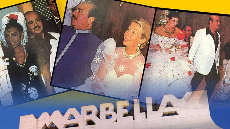 Armas, oro, caviar y hasta guillotinas: las fiestas marbellís del desaparecido Khashoggi