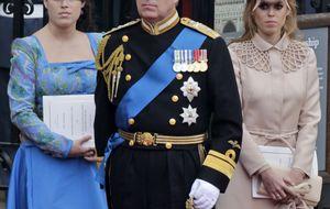 Relacionan al príncipe Andrés con un caso de abuso de menores