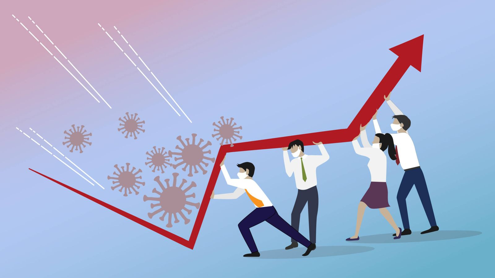 Cómo el covid-19 está cambiando el perfil y la agenda del Management