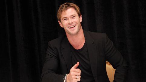 El espectacular cambio físico de Chris Hemsworth para un papel de náufrago