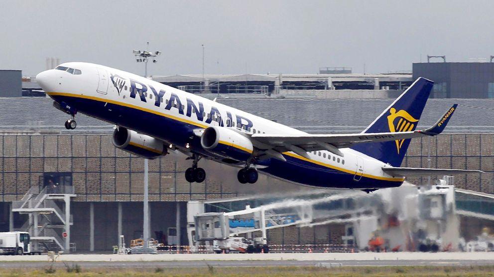 Ryanair invertirá 100 millones más al año para subir un 20% el sueldo a sus pilotos