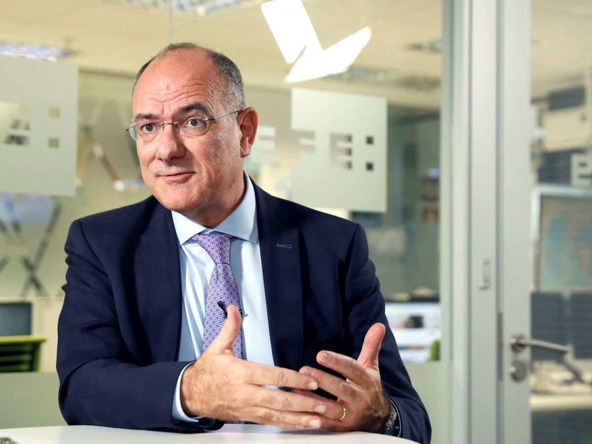 Foto: Jaume Duch, el portavoz del Parlamento Europeo. (EFE)