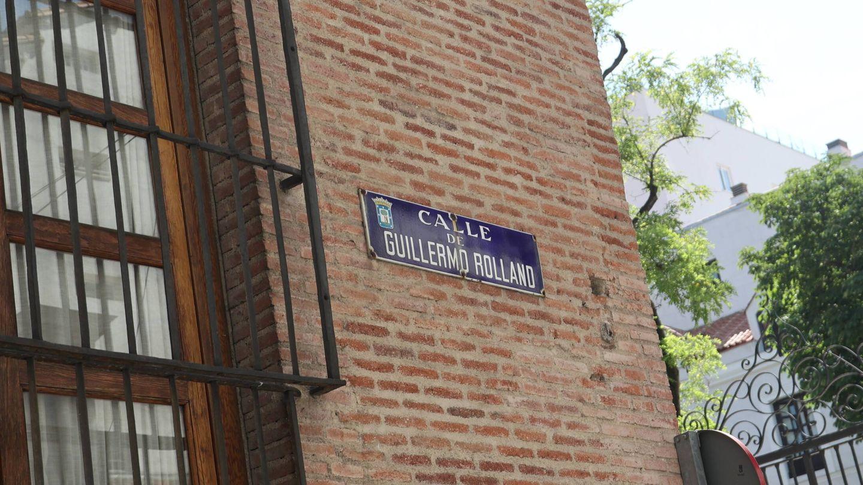 La calle madrileña en la que está el edificio en conflicto. (Vanitatis)