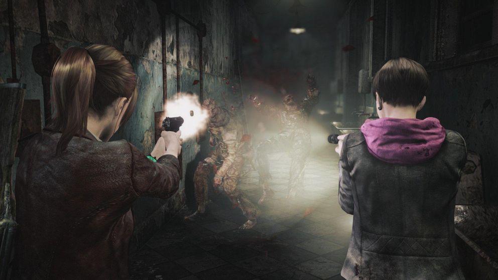 La serie B llega a los videojuegos con Resident Evil Revelations 2
