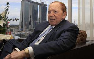 Sheldon Adelson emprende una campaña millonaria para matar el juego 'online'