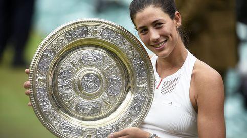 Garbiñe Muguruza gana Wimbledon, es la nueva reina de Inglaterra