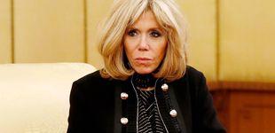 Post de Brigitte Macron, sus horas más bajas: así vive la crisis de los 'chalecos amarillos'