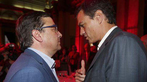 Sánchez y Vara cancelan una reunión secreta tras la semana de tensión
